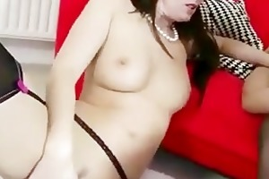 older stylish nylons fuck some