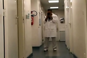 d like to fuck nurse doing anal sex