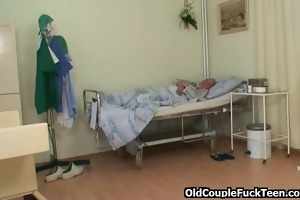 granddad copulates hawt concupiscent nurse