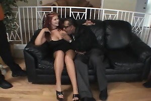 spouse enjoys watching wifey fuck