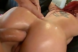 hot redhead mother i kelly divine takes a huge