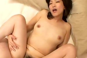 setsuko miwa asian mommy enjoying a precious fuck