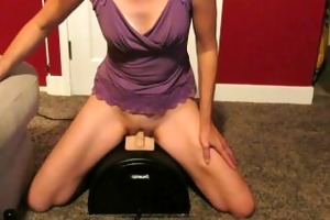 d like to fuck riding sybian