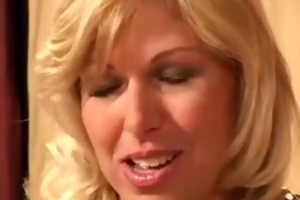 marvelous blond d like to fuck drilled by a