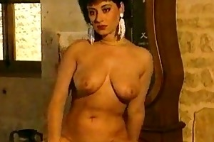 milf gives a irrumation after having a few drinks