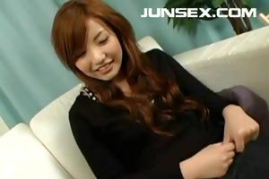 hot girl hina fuyuzuki receives the fuck of her