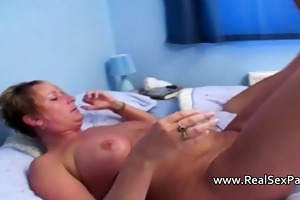 older lady fucked hard including anal