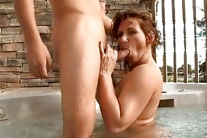 loud and lusty asian mother i