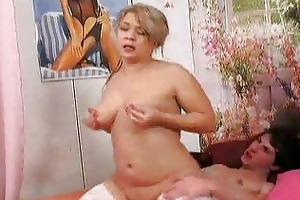 granny seduces her youthful ally 46