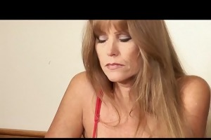 large titted milfs acquire it is on