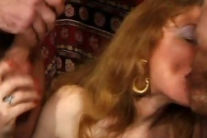 older dilettante wife anal fuck with facial shots