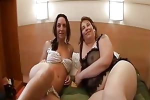 aged lesbos