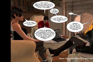 3d comic: vox populi. movie 3