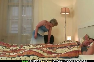 wife acquires raging when discovered him fucking