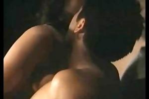 mia sara - caroline at midnight (topless sex)