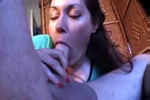 deepthroat cumming