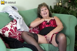 granny in hawt underware hungry for fuck