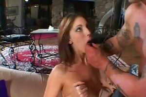 brandi receives her anus reamed by an anus