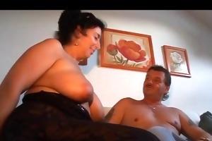german mature sucks &; bonks