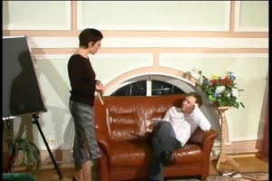 russian mommy 7 older with a youthful man