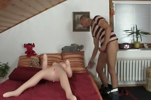 mother in law finds him lustful
