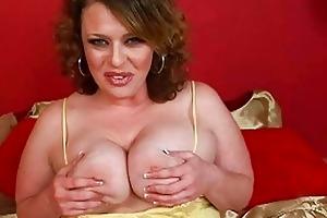 beautiful giant dark brown momma sticks big didlo