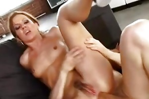 pale brunette mother i with unshaved love button