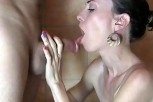 the ideal wife - throat and feet