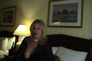 hawt aged cougar receives pussy juice by troc