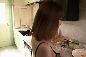 minami kitagawa shaved oriental creampie in pov
