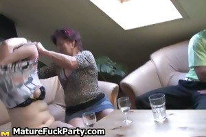 slutty aged babes fucking a lucky
