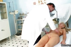 doctor finger fucking his aged patient part6