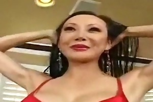 wicked oriental mature woman