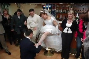 real hot non-professional brides!