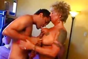 sexually excited german older drilled by youthful