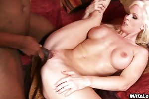 golden-haired d like to fuck screwed and jizzed