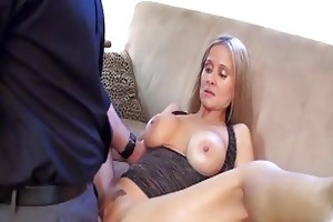 sluty blond mother i with massive breast in