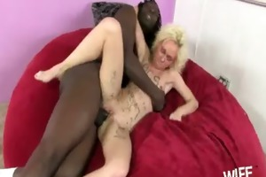 a large darksome treat for the hawt white lady 3