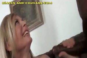 large darksome rod cougar ride