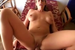 white ghetto - kylie desires my huge schlong