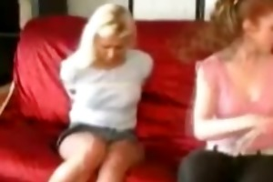 roped lesbo d like to fuck