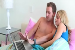 legal age teenager beauty jessa rhodes and big