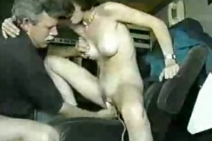 Boys fucking in the garage