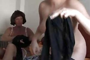 older lesbian babes lesbo scene