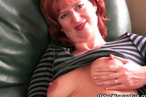 red sexy soccer mom liddy collection
