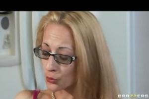 hot large tit blond mother i seduces bonks her