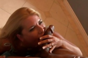 enjoyable d like to fuck in sexy interracial sex