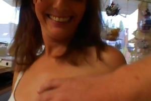 hot dilettante d like to fuck gets drilled in her