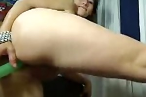 lalin girl mamma toys wet crack and arse at home