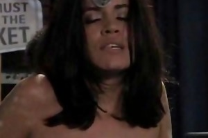 luscious cunt is pounded